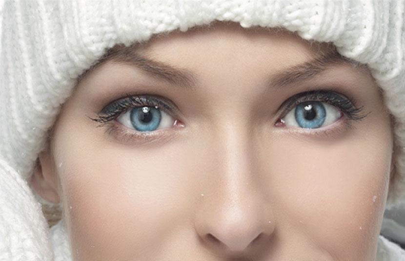 cuidar tu visión en invierno