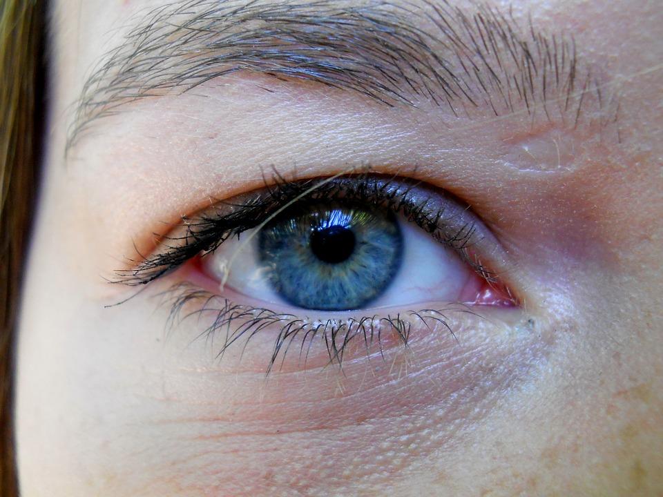 Los megapíxeles del ojo humano