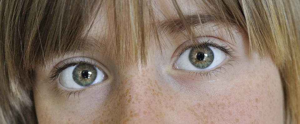 Salud visual en los niños