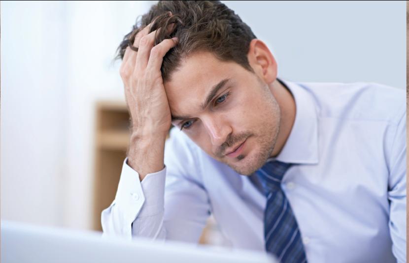 Estrés y la salud visual